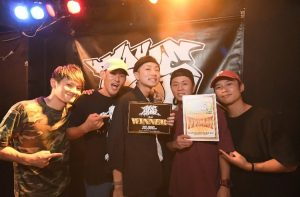 TRUE SKOOL優勝☆!!